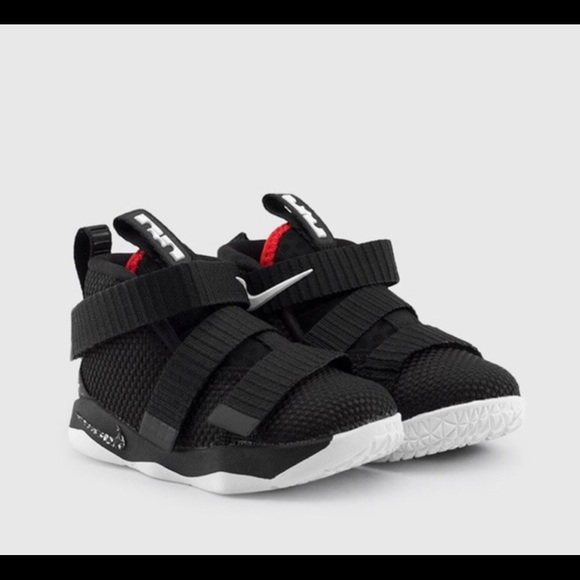 buy popular 1e15a 09d97 Nike Lebron Soldier 11 toddler size 6C